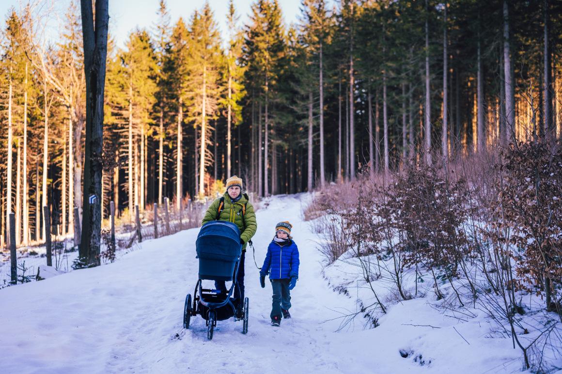 rudawy janowickie szlaki z wózkiem